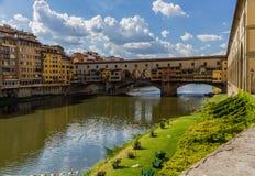 Vecchio de Ponte Fotografia de Stock Royalty Free