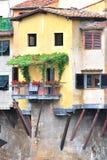 Vecchio de Ponte, Florença, Italy Imagem de Stock