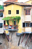 Vecchio de Ponte, Florencia, Italia Imagen de archivo
