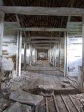 Vecchio deposito Fotografie Stock