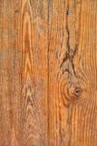 Vecchio dettaglio approssimativo annodato incrinato marcio stagionato di struttura di lerciume delle plance di Pinewood immagini stock