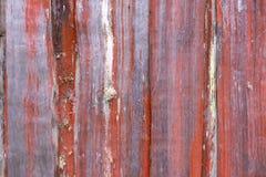Vecchio dettaglio di legno della cabina Fotografie Stock Libere da Diritti