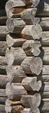 Vecchio di legno Fotografia Stock