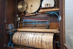 Vecchio di Music Box Fotografia Stock