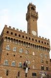 Vecchio di Palazzo a Firenze Fotografia Stock