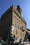 Vecchio di Palazzo, Firenze, Italia Fotografia Stock Libera da Diritti