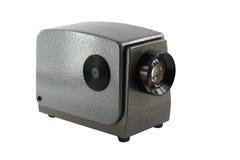 Vecchio diascope Immagine Stock