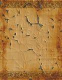 Vecchio disegno di carta della pergamena royalty illustrazione gratis