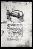 Vecchio disegno di ingegneria illustrazione vettoriale