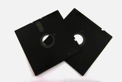 Vecchio disket Fotografie Stock Libere da Diritti