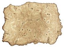 Vecchio documento Immagini Stock