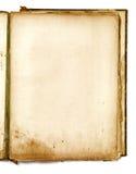 Vecchio documento Fotografie Stock