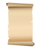 Vecchio documento Immagini Stock Libere da Diritti