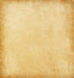 Vecchio documento beige Immagini Stock
