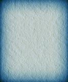 Vecchio documento blu strutturale Fotografia Stock