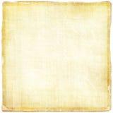 Vecchio documento chiaro Fotografie Stock