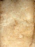 Vecchio documento del grunge fotografia stock libera da diritti