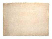Vecchio documento di Grunge Fotografia Stock