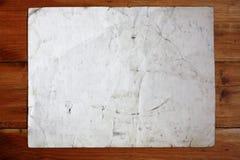 Vecchio documento sporco immagini stock libere da diritti