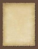 Vecchio documento strutturato Fotografia Stock