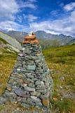 Vecchio dolmen Fotografia Stock Libera da Diritti