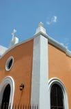 Vecchio edificio di San Juan Immagini Stock