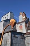 Vecchio elevatore di grano di GTA Immagini Stock Libere da Diritti