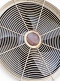 Vecchio fan di ventillation immagine stock libera da diritti