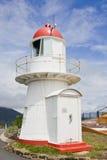 Vecchio faro di Cooktown Fotografia Stock