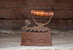 Vecchio ferro Immagini Stock Libere da Diritti