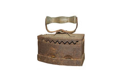Vecchio ferro Immagini Stock