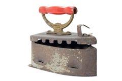 Vecchio ferro Fotografie Stock Libere da Diritti