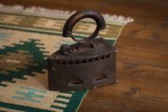 Vecchio ferro Immagine Stock