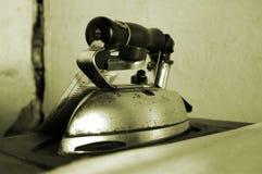 Vecchio ferro Fotografia Stock Libera da Diritti