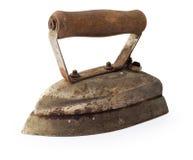 Vecchio ferro dell'annata Fotografie Stock Libere da Diritti