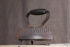 Vecchio ferro della ghisa. Fotografia Stock Libera da Diritti