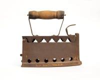 Vecchio ferro di carbone Immagini Stock