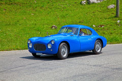 Vecchio Fiat Fotografie Stock