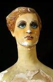 Vecchio figurine Fotografia Stock