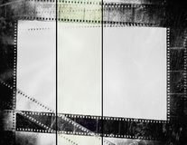 Vecchio film di fotografia Immagini Stock Libere da Diritti