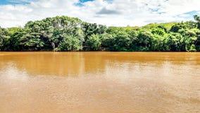 Vecchio fiume Immagini Stock Libere da Diritti