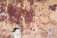 Vecchio fondo astratto della parete Struttura del muro di cemento di lerciume per progettazione Fotografia Stock Libera da Diritti