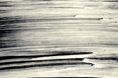 Vecchio fondo in bianco e nero di legno di lerciume di struttura Immagine Stock