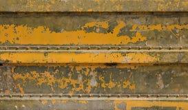 Vecchio fondo d'acciaio Fotografia Stock Libera da Diritti