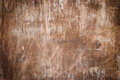Vecchio fondo d'acciaio della parete Immagini Stock