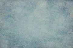Vecchio fondo d'annata blu dell'estratto immagini stock