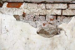 Vecchio fondo d'annata del muro di mattoni, struttura Immagine Stock Libera da Diritti