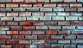 Vecchio fondo del muro di mattoni Fotografia Stock Libera da Diritti