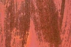 Vecchio fondo del turchese di Borgogna della pittura Fotografia Stock Libera da Diritti