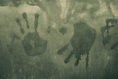 Vecchio fondo dell'annata della parete Fotografia Stock Libera da Diritti